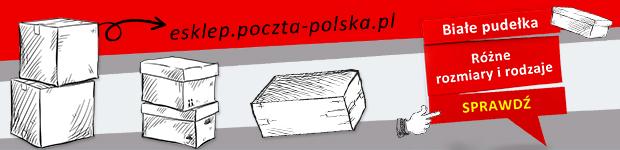 Białe pudełka