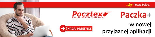 Nadaj przesyłkę w nowej aplikacji. www.poczta-polska.pl/nadaj