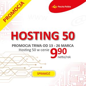 Hosting 50